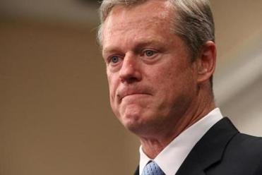 Governor Charlie Baker faced questions Friday after releasing the Department of Children and Families internal review.